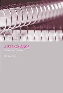 Just Exchange: A Theory of Contract