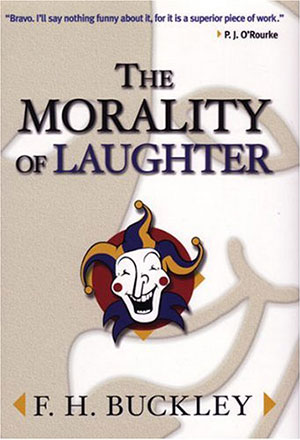 The Morality of Laughter: A Serious Look at the Meaning of Laughter